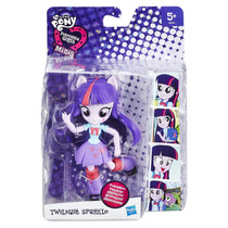Boneca My Little Pony Equestria Girls Mini Twilight Sparkle