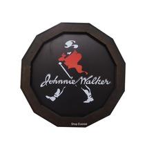 Luminoso De Madeira Para Bar - Whisky Johnnie Walker