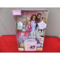 Barbie Happy Family Neighborhood Midge E Nikki Nao Gravida