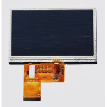 Tela Display Lcd Com Touch Foston Fs - 3d473 Dc Gps 4.3 Pg