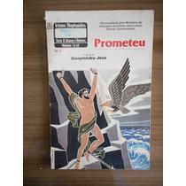 Livro Mitologia Grega: Prometeu Menelaos Stephanides