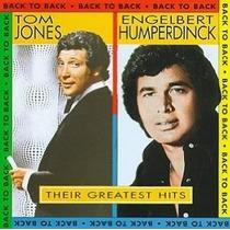 Cd Tom Jones E Engelbert Humperdinck Their Greatest Hits