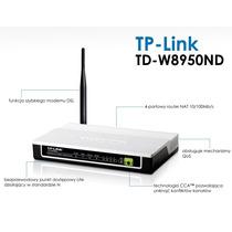 Modem Adsl2 / Router Tp Link Td-w8950nd