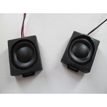 Falantes Positivo Premium N9380 P/n: 11084535 Par 100%