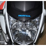 Honda Sobreposição Frontal E Rabeta Moto Fan Titan 150 >2