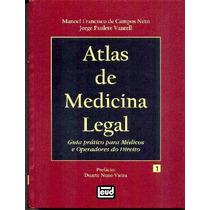 Atlas De Medicina Legal Para Médicos/operadores Do Direito
