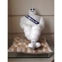 Michelin Boneco Antigo - Sem Uso - Suporte Original !