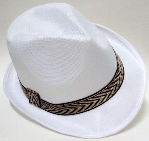 Atacado 70 Chapéus Carnaval Malandro Carioca Panamá Estilo à venda ... 4f6047b4684