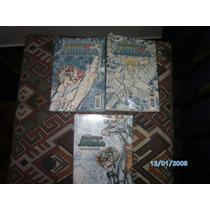 Manga Cavaleiros Do Zodiaco Classico Completo