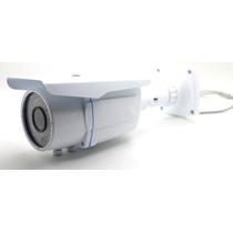 Camera Profissional 1/3 Hdis 700 Linhas 72ir Lente 2.8-12mm