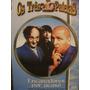 Dvd - Os Três Patetas - Encanadores Por Acaso