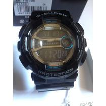 Relógio Casio G-shock Gd110-1dr Novo E Original Promoção