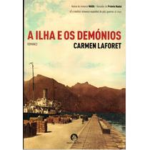 A Ilha E Os Demonios Livro Importado Carmen Laforet Nada