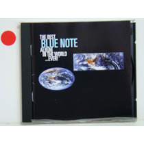 Cd - The Best Blue Note - Album In The World Ever - Duplo