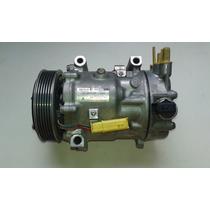 Compressor Peugeot 206/207/307 Citroen C3/c4 Deplhi E Sanden