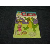 Gibi Cuca Nº 02 - Editora Globo - Dezembro 2006