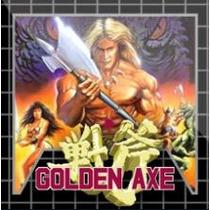 Golden Axe Ps3 Jogos Codigo Psn