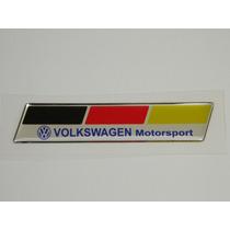 Emblema Motorsport Volkswagen Parati Bora Tiguan