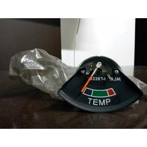 Marcador Temperatura Opala Painel Novo Gm Caravan 73 75 79