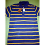 Camiseta Camisa Polo Abercrombie & Fitch Azul Hollister M