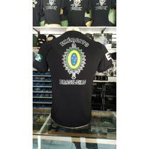 Camiseta Exercito Brasileiro Símbolo Dry Fit