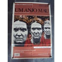 Cartaz Anjo Mau Vera Cruz Adriana Pietro Khoury Poster