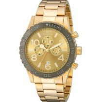 Relógio Invicta 15160 Masculino Specialty Dourado B Ouro 18k