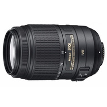 Lente Nikon Af S Dx Nikon 55 300mm F 4.5-5.6g Ed Vr Nova