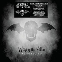 2cd/dvd Avenged Sevenfold Waking The Fallen (deluxe) [eua]