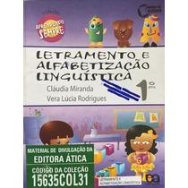 Letramento E Alfabetização Linguística 1ºano,aprendendo Semp