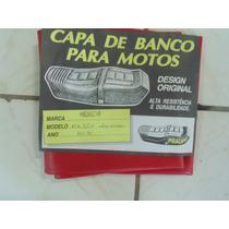 Capa De Banco Honda Nx 350 Sahara Ano 90/91