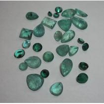Lindo Lote De Esmeraldas 25 Ct - Prosperity Minerais