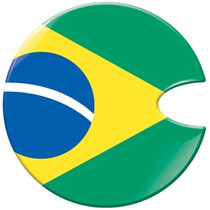 Aplique Tampa Combustivel-fiesta 1997 Ate 2002-brasil-
