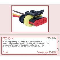 Chicote Sensor Uno/tempra/palio Blazer Renault 1.0 - Tc1014