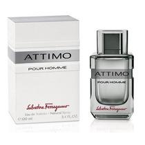 Perfume Attimo Pour Homme 100ml Masculino Eau De Toilette