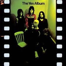 **yes **the Yes Album** **cd Importado**