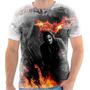 Camiseta - Camisa Coringa Batman Cavaleiro Das Trevas