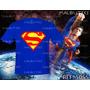 Camiseta Super Man Batman Os Incriveis Da Hora Super Heróis
