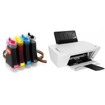 Tanque De Tinta Para Impressora Hp 2546 Bulk Ink Hp Completo