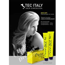 Deco Art Descolorante Em Creme Tec Italy - Cabelos Sensíveis