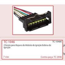 Chicote Módulo De Ignição Bobina De Ignição- Tc1046