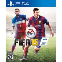 Fifa 15 - Ps4 - Pré-venda 23/09/14 - Código Psn - Gamesgo