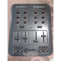 Controladora M-audio X-session Pro