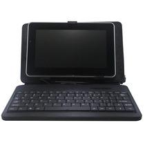Capa De Couro 360º Para 7 Polegadas Tablet Samsung