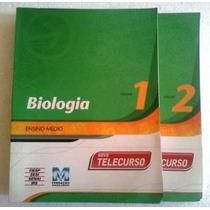 Novo Biologia Ensino Medio 2 Vols 1 E 2