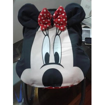 Capa Bebe Conforto Similar A Minnie Kit Completo 05 Peças