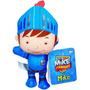 Pelúcia Mike Cavaleiro: Mike 25 Cm Discovery Kids