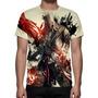 Camisa, Camiseta Assassins Creed 2 Ezio - Estampa Total