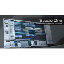 Presonus Studio One Pro 2.6.2