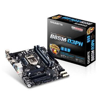 Placa Mae Lga1150 Intel Gigabyte Ga-b85m-d3ph Ddr3 Crossfire